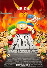 Южный парк: большой, длинный и необрезанный | South Park: Bigger, Longer & Uncut смотреть онлайн