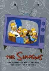 Симпсоны 1 сезон онлайн