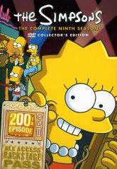 Симпсоны 9 сезон онлайн