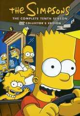 Симпсоны 10 сезон онлайн