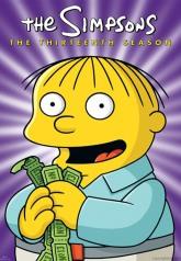 Симпсоны 13 сезон онлайн
