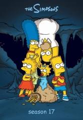 Симпсоны 17 сезон онлайн