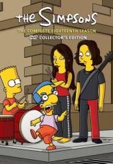 Симпсоны 18 сезон онлайн