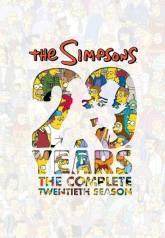 Симпсоны 20 сезон онлайн