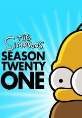Симпсоны 21 сезон онлайн