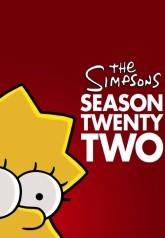 Симпсоны 22 сезон онлайн