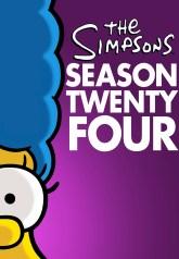 Симпсоны 24 сезон онлайн